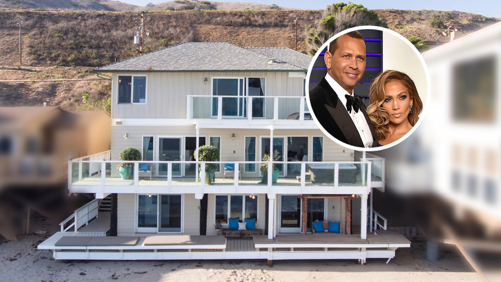Jennifer Lopez Beach House