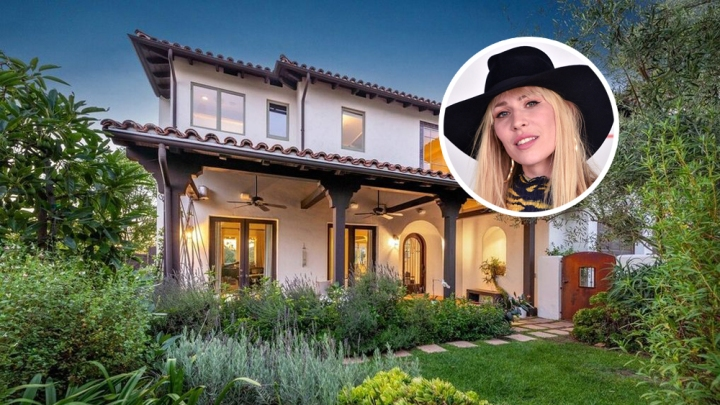 Natasha Bedingfeld House Los Angeles