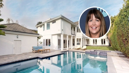 Patty Jenkins House Santa Monica