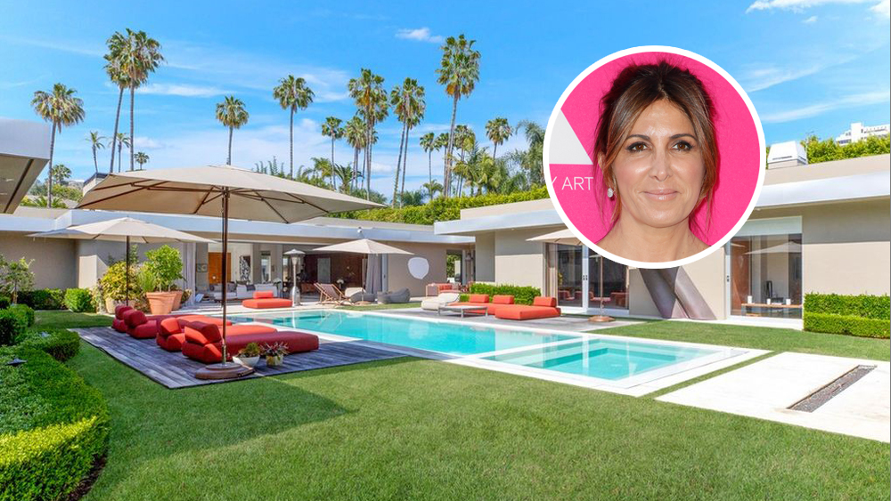 Nathalie Marciano House Beverly Hills