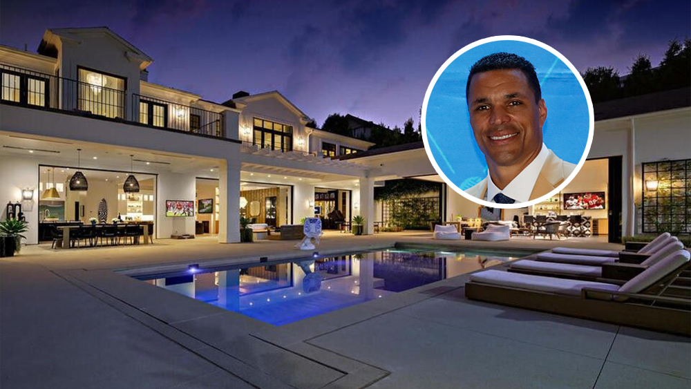 Tony Gonzalez Mansion