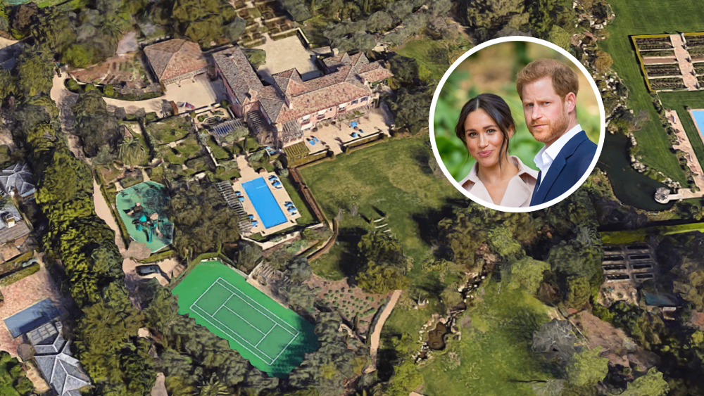 15+ Prince Harry And Meghan Markle New Home