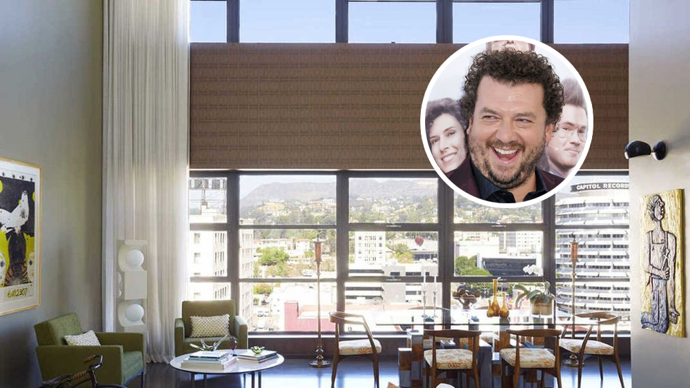 Danny McBride House Hollywood