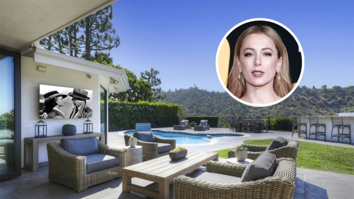 Iliza Shlesinger House Hollywood Hills