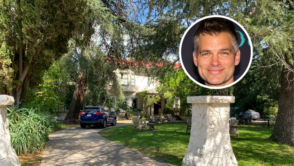 See the Interior of the Delta Iota Kappa Fraternity House from 'Van Wilder'