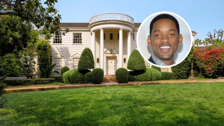 'The Fresh Prince of Bel-Air' House