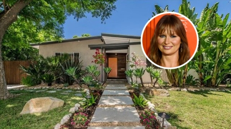 Mary Lynn Rajskub House Encino