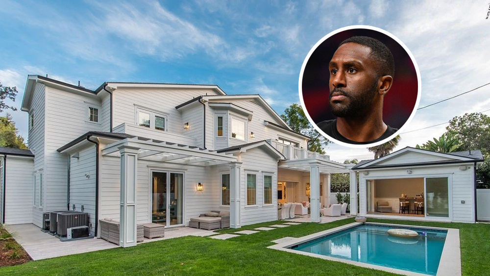 Clippers' Patrick Patterson Scores Encino Mansion