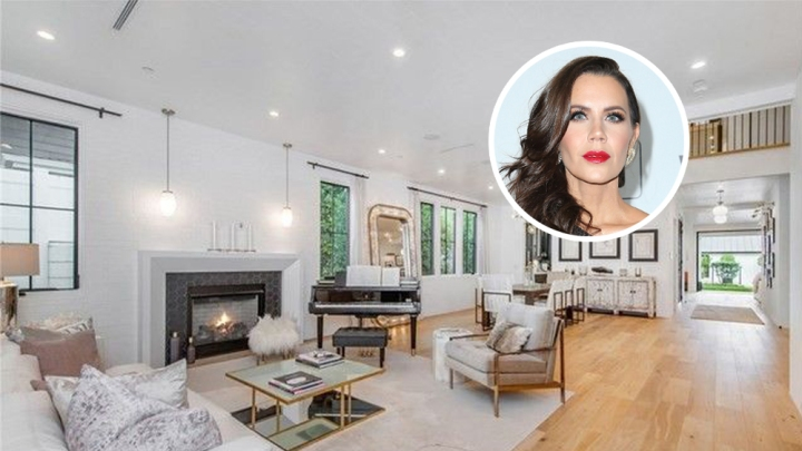 Tati Westbrook House Sherman Oaks
