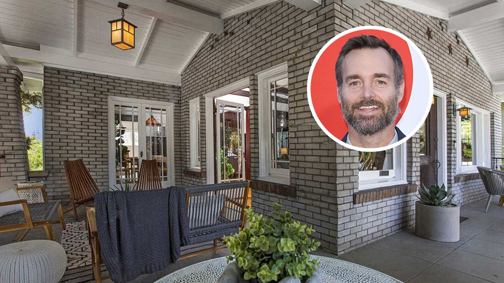 Will Forte House