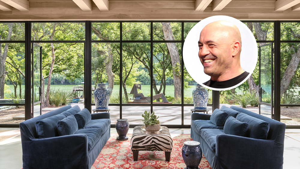 Joe Rogan Buys 14 4 Million Austin Mansion Dirt Each week, joe investigates a different area of the unexplained. joe rogan buys 14 4 million austin