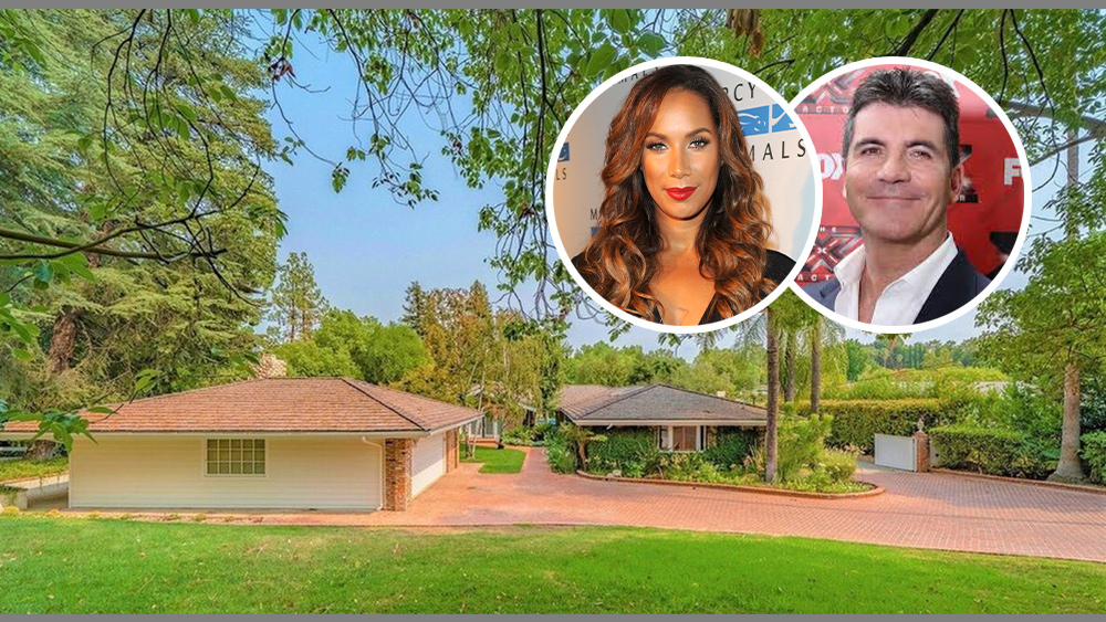 Cowell lists lewis former home