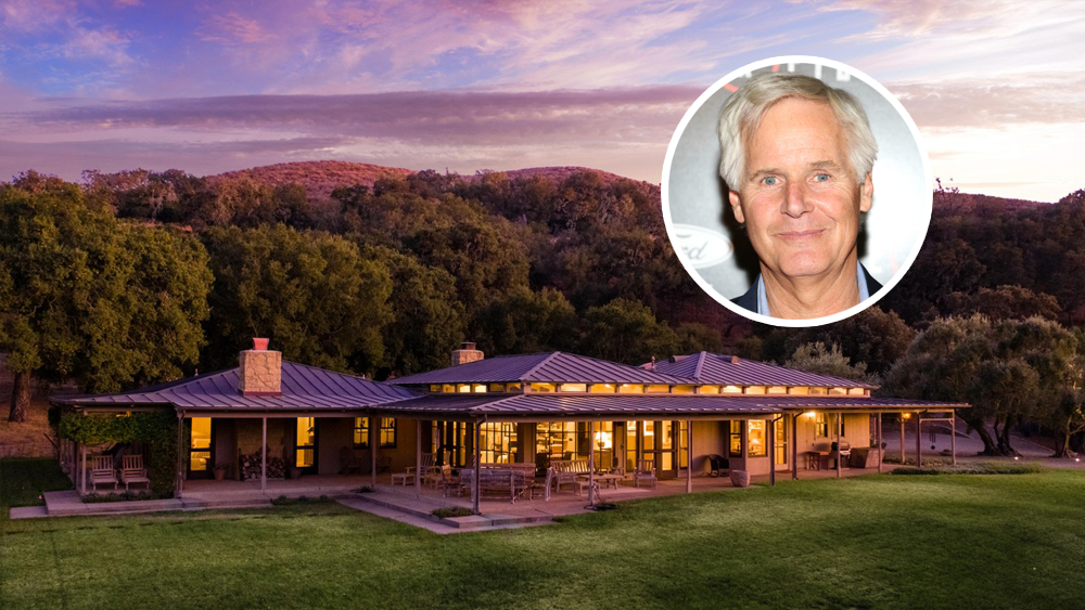 Inside 'X-Files' Creator Chris Carter's Santa Ynez Ranch