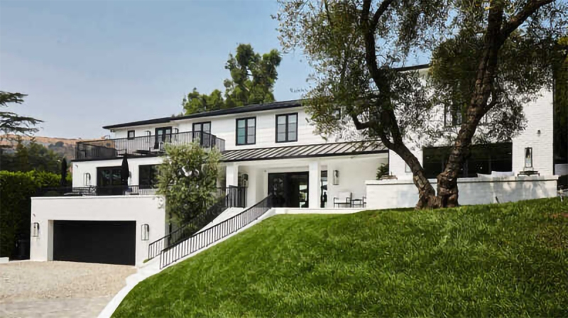 Rihanna House Beverly Hills