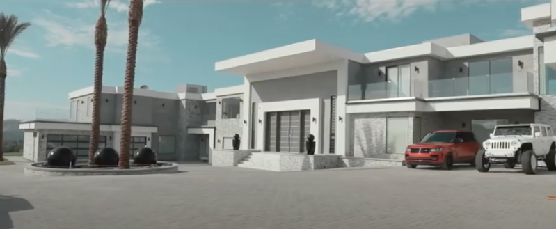 Youtube S Ace Family Faces Foreclosure On 15 Million L A House Dirt